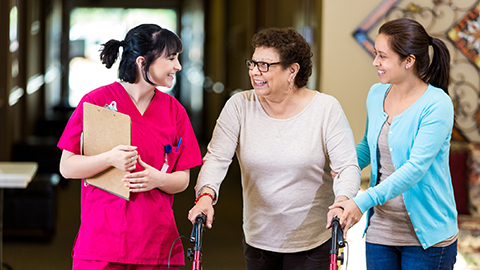 healthcare support training with TAFE Queensland